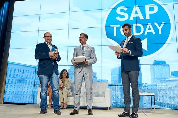 Партнёр SAP 2015 года. Облачные решения.